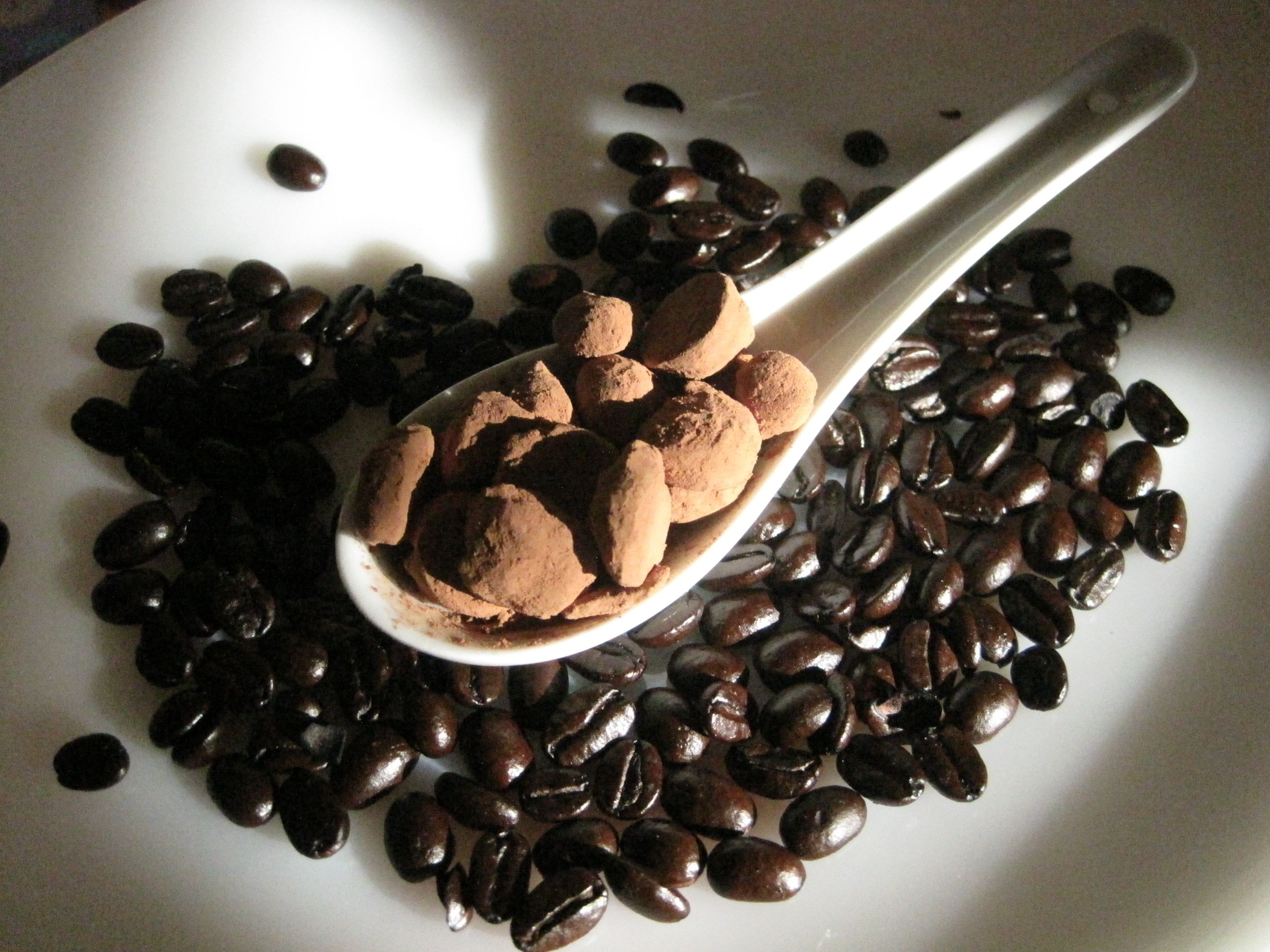 Chocolate Covered Coffee Beans – Story Cooking