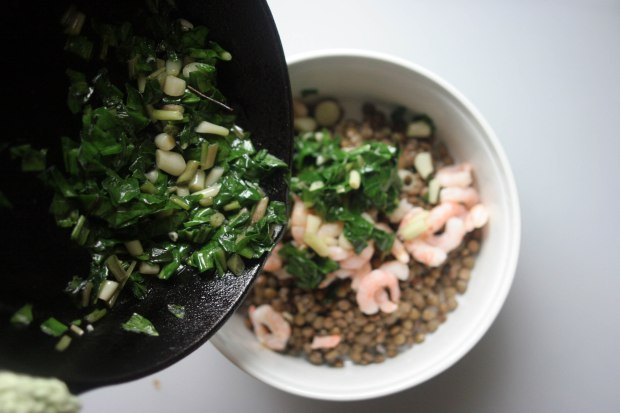 lentil ramps2 by Ellie Markovitch
