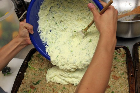 herbed ricotta tart1