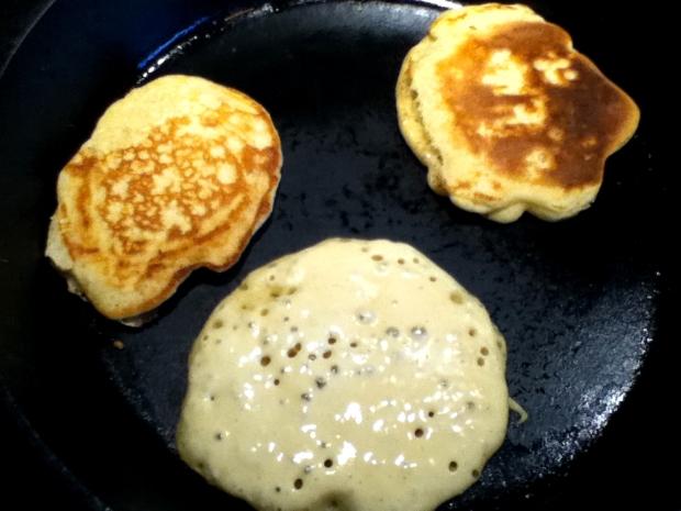 starter pancake