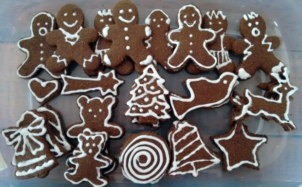 gingerbread cookies2014