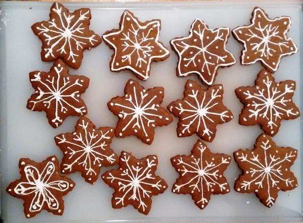 gingerbreadcookies star2014